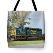 Csx Sd40-3 Tote Bag