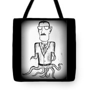 Cthulhus Guise Tote Bag