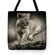 Cub Tote Bag
