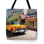 Classic Cuba Cars IIi Tote Bag