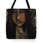 Cuba Lady Tote Bag