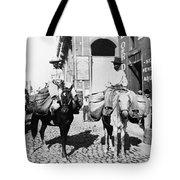 Cuba: Vendors, C1904 Tote Bag