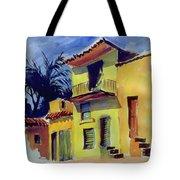 Cuban Architecture Tote Bag