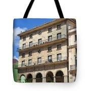 Cuban Building. Tote Bag