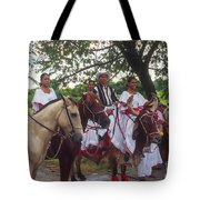Cuban Entertainment  Tote Bag
