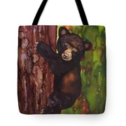 Cubby Climbing Tote Bag