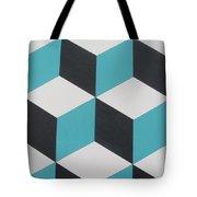 Cubes Tote Bag