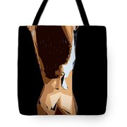 Cubism Series Xii Tote Bag