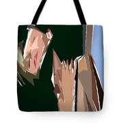 Cubism Series Xiii Tote Bag