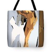 Cubism Series Xvi Tote Bag