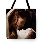 Cubism Series Xxv Tote Bag
