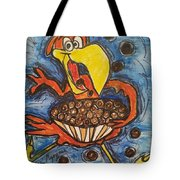 Cuckoo For Cocoa Puffs Tote Bag