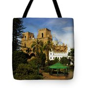 Cuenca Is A World Heritage Site Tote Bag