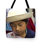 Cuenca Kids 683 Tote Bag