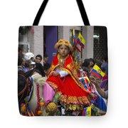 Cuenca Kids 719 Tote Bag
