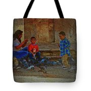 Cuenca Kids 875 Tote Bag
