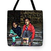 Cuenca Kids 953 Tote Bag