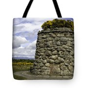 Culloden Battlefield Cairn Tote Bag