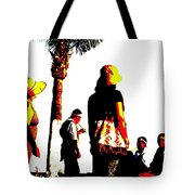 Culture-in-motion Tote Bag