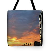 Culver City Marquee Tote Bag