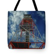 Culver Fire Tower Tote Bag