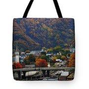 Cumberland In The Fall Tote Bag