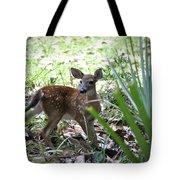 Cumberland Island Deer Tote Bag
