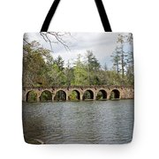 Cumberland Mountain State Park Tote Bag