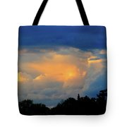 Cumulonimbus Cloud  Tote Bag