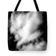 Cumulus Congestus Clouds Dog Shapes Tote Bag