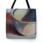 Cup And Shadow 1 Tote Bag