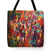 Cup Runneth Over Tote Bag