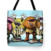 Cupcake Dance Tote Bag