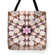 Cupcake Kaleidoscope Tote Bag
