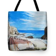 Cupecoy Dream Tote Bag