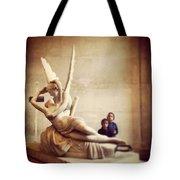 Cupid's Kiss Tote Bag