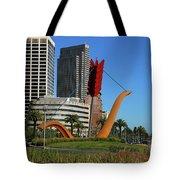 Cupid's Span At The Bay Tote Bag