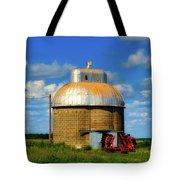 Cupola Grain Silo - Iowa Tote Bag