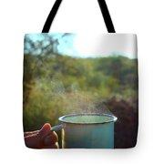 Cuppa Steam Tote Bag