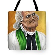 Cure D'ars Tote Bag