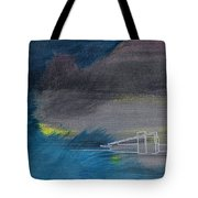 Curious Alexander Tote Bag