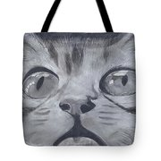 Curious Eyes Tote Bag