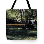 Curious Stare Tote Bag