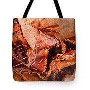 Curled Bark Tote Bag