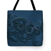 Curly Swirly Tote Bag