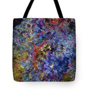 Currant Bush As A Painting Tote Bag