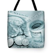 Currency Tote Bag
