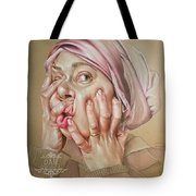 Current Phase Tote Bag