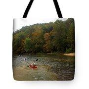 Current River 3 Tote Bag