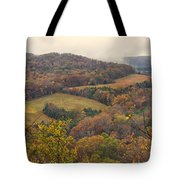 Current River Valley Near Acers Ferry Mo Dsc09419 Tote Bag